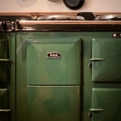 Bespoke AGA Cookery