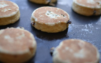 RECIPE: Welsh cakes for St. David's Day.