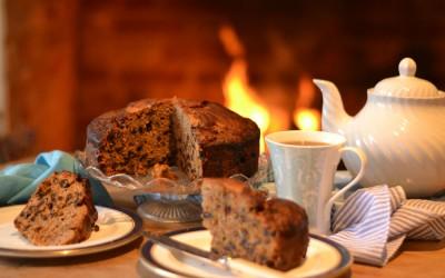 RECIPE: Warm from the AGA – Dorset Cider Cake