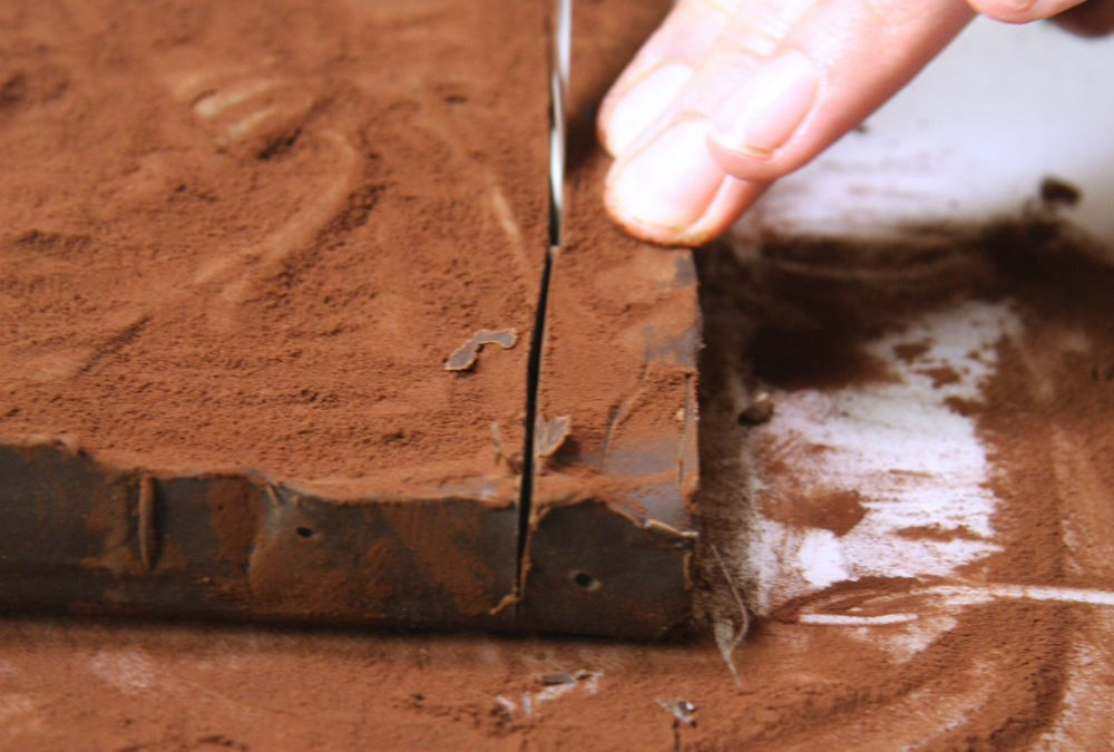 RECIPE: Quick and easy chocolate truffles for St. Valentine's Day.