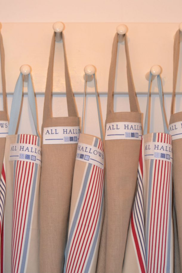 All_Hallows_aprons