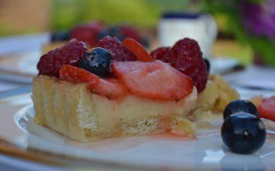 RECIPE: Summer Fruit Tart