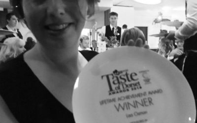 Taste of Dorset Awards 2018 – Lifetime Achievement.