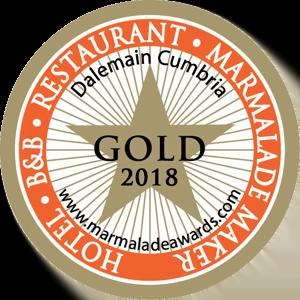 World Marmalade Gold Award All Hallows