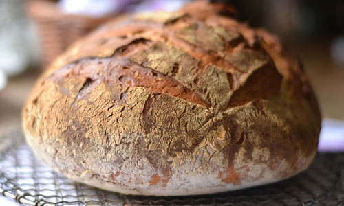 Learn how to make sourdough
