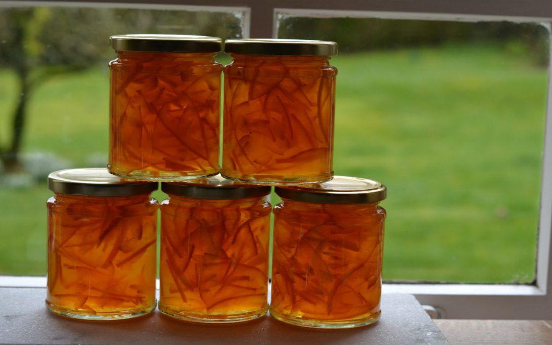 Marmalade Talk at Salamander in Wimborne