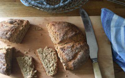 STORE CUPBOARD RECIPE: Spelt soda bread