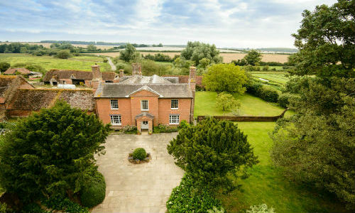Farmhouse Bed & Breakfast in Dorset
