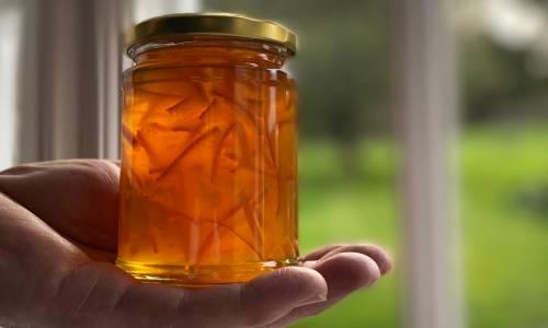 How we judge marmalade.