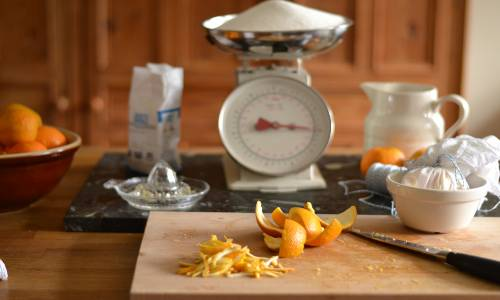 How to make Seville orange marmalade