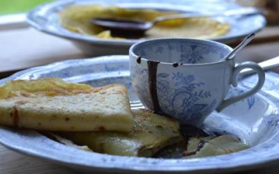 Pancake Recipes for Shrove Tuesday